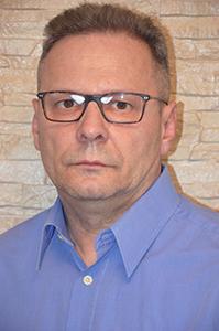 Jurij Rill vom Pflegedienst High Care in Kamen.